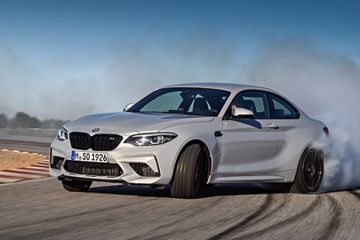 Nowe BMW M2 Competition.