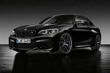 Nowe BMW M2 Coupé Edycja Black Shadow.