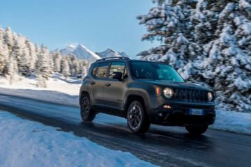 Jeep Renegade 2018.