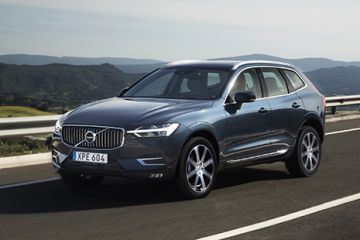 Volvo XC60 zdobywa tytuł World Car of the year 2018