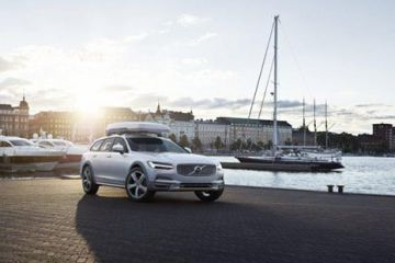 Limitowana seria V90 Cross Country Volvo Ocean Race