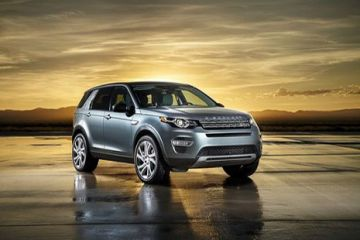 Nowy Land Rover Discovery Sport.