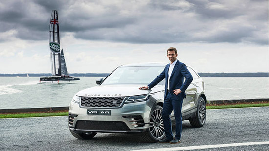 nowy land rover, nowy range rover, ambasador land rover, ambasador range rover