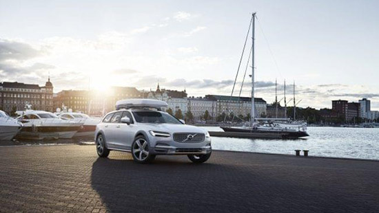 nowe volvo, V90 Cross Country Volvo Ocean Race, volvo ocean race, volvo race, V90 Cross Country
